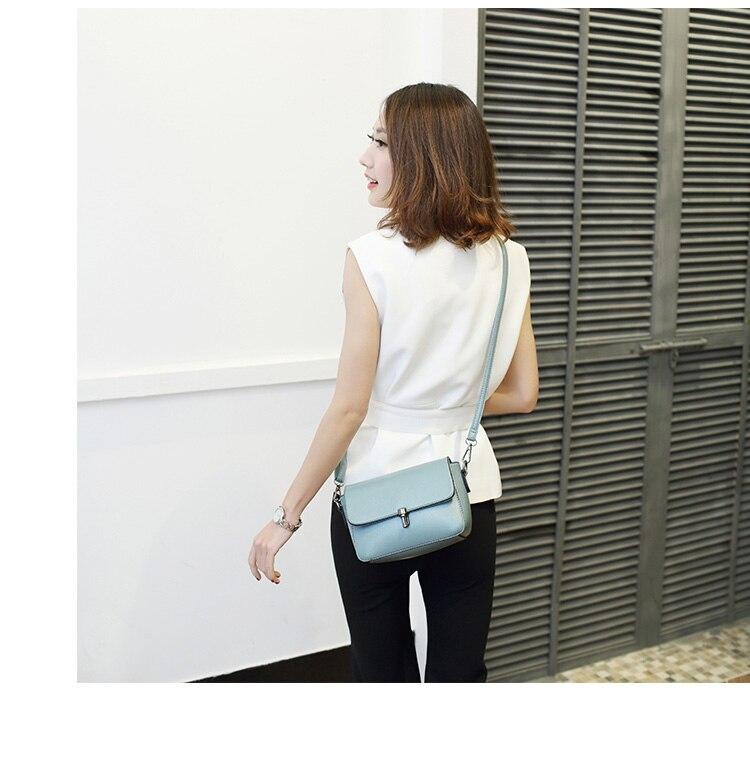 Qinranguio crossbody bags for women 2019 bolsas