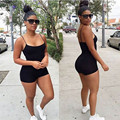 Hot Marketing Women Strap Casual Beach Shorts Jumpsuit Rompers Bodysuit Jun20
