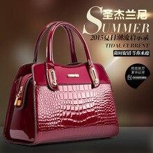 2015 NEUE Designer handtaschen messenger bags frauen Tragetaschen dame leder handtasche mode frauen tasche malen frauen umhängetasche Q5