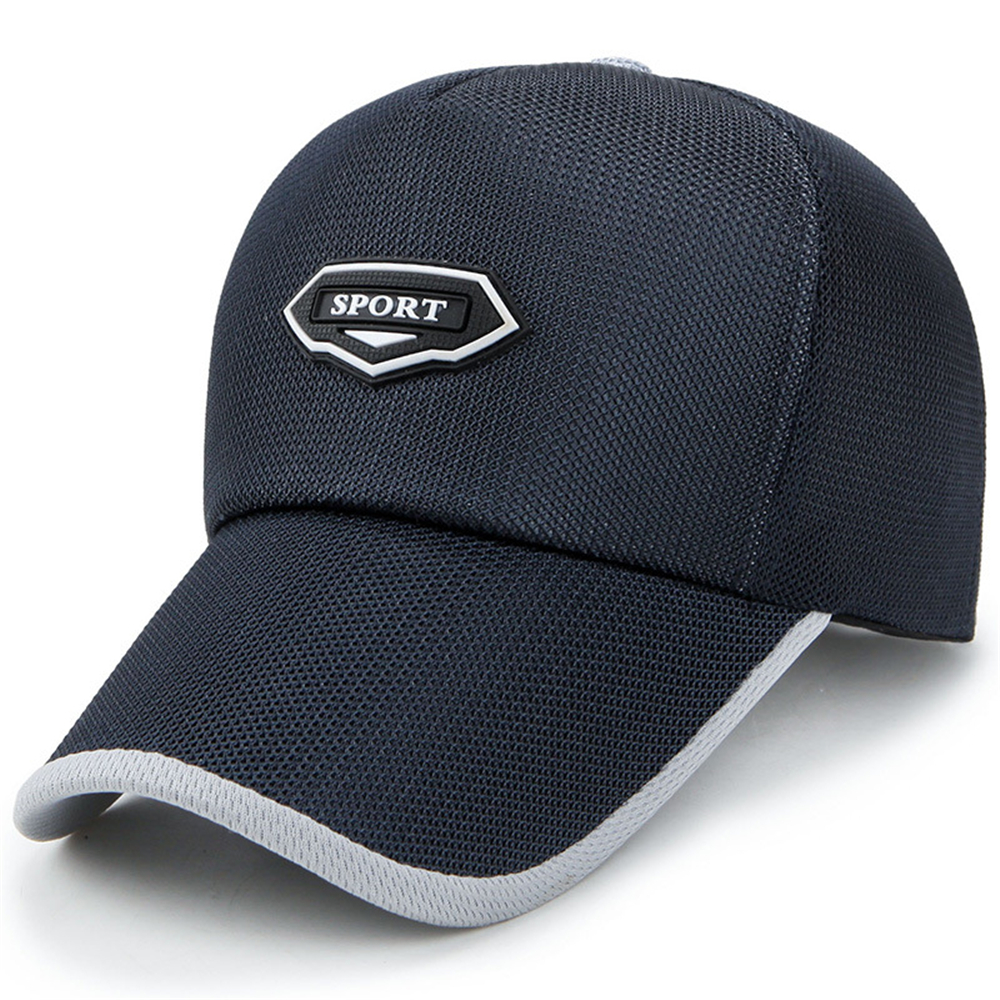 Caps man korean fashion solid color baseball hats mini small logo decor  wholesale retail sport outdoor summer spring autumn -in Baseball Caps from  Apparel ... 368d4aaee00