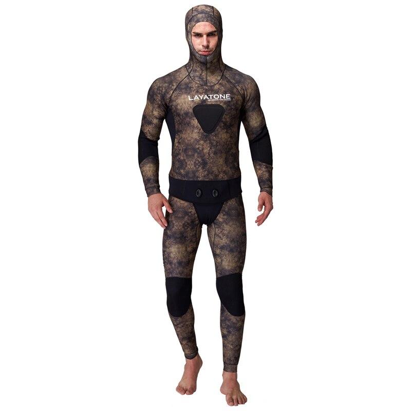 spearfishing underwater hunting opencell snooth skin wetsuit yamamoto cressi01