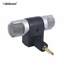 Kebidumei MỚI NHẤT Electret Condenser Stereo Giọng nói trong Micro mini cho MÁY TÍNH cho Đa Năng Máy Tính Laptop