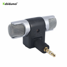 kebidumei NEWEST Electret Condenser Stereo Clear Voice mini Microphone for PC for Universal Computer Laptop