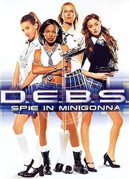 《少女特工队》2004年美国动作,喜剧,爱情电影在线观看