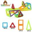 MylitDear 21 Шт. Качели Регулярные Enlighten Магнитный Конструктор Строительные Блоки Кирпичи Развивающие Игрушки для Детей