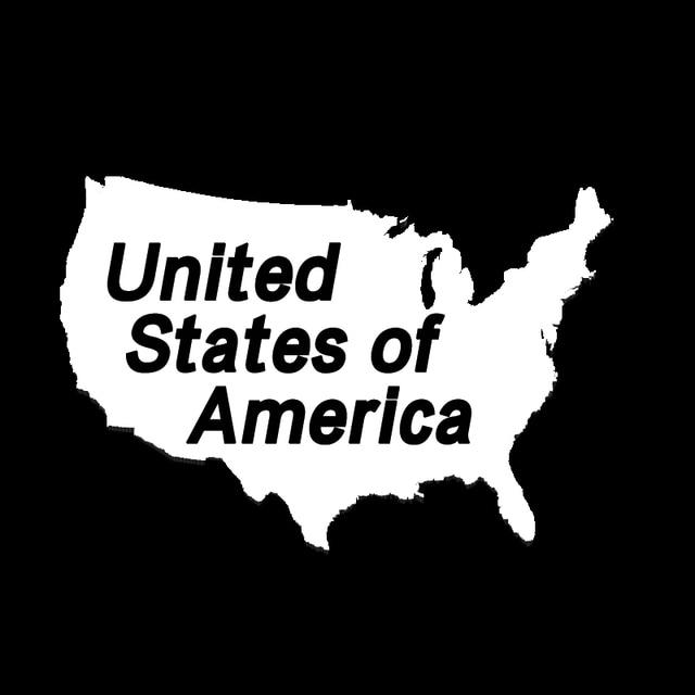 US $1.12 11% OFF USA Map Car Sticker 17*12CM Motorcycle Decals Car on usa map paint, usa map clip, usa map license plate, usa map wall, usa map banner, usa map label, usa map hat, usa map design, usa map wood, usa map vinyl, usa map poster, usa map clock, usa map frame, usa map decor, usa map book, usa map illustration, usa map panel, usa map guide, usa map mural, usa map shirt,