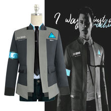 Detroit: Become Human RK800 Connor Cosplay Costume Complete