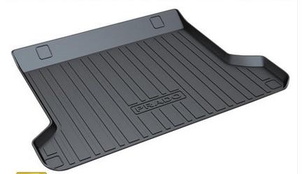 no odor carpets waterproof non slip durable rubber car trunk  mats for ToyotaLand Cruiser Prado 150 5seats edward rutherfurd sarum