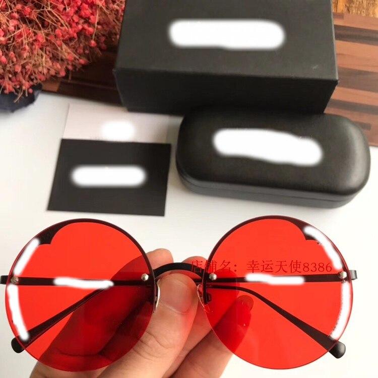 2019 роскошные взлетно посадочной полосы Солнцезащитные очки женские брендовые дизайнерские солнцезащитные очки для женщин Картер очки Y04238