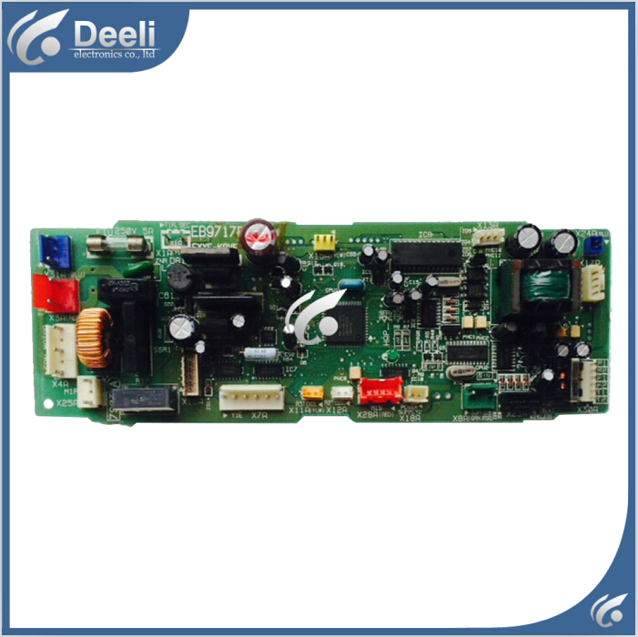 95% new for Air conditioning computer board EB9717B FXYF-KAVE PC board95% new for Air conditioning computer board EB9717B FXYF-KAVE PC board