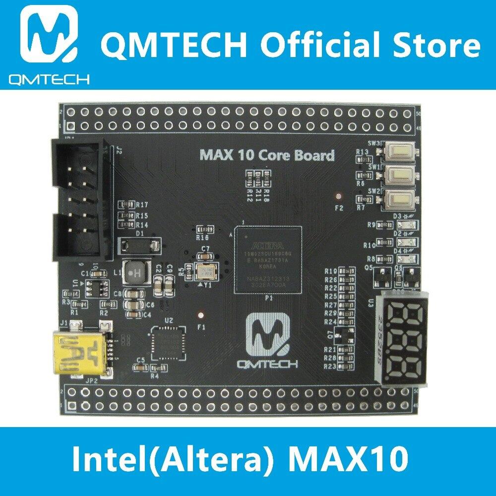 US $22 9  QMTECH Altera MAX10 Intel CPLD FPGA 10M02 MAX 10 Development  Board-in Demo Board Accessories from Computer & Office on Aliexpress com  