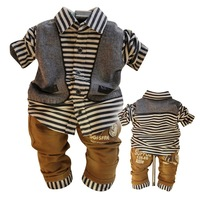 Free ShippingSpring Valley New England Infants Posture A Two Piece Shirt Vest Suit 0379