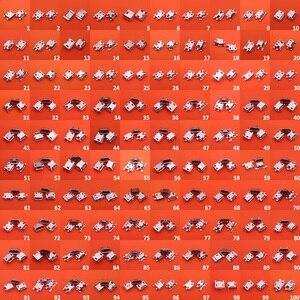 Image 1 - 100 modèles 1000 pièces mini prise jack Micro usb connecteur charge port prise 5 broches pour Lenovo THL Honor ZTE alcatel asus