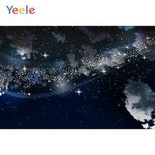Yeele обои для фотосъемки звездное небо Блестящий Фон персонализированные