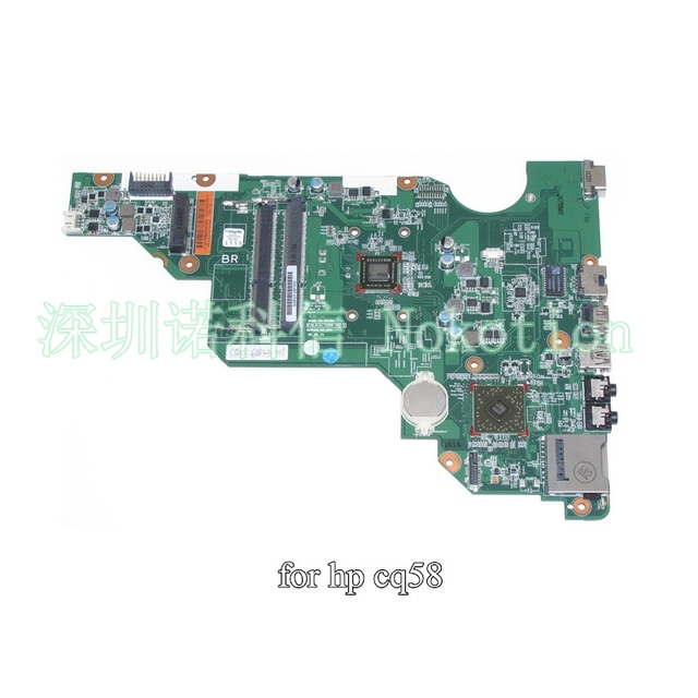 PN 010172W00-600-G laptop motherboard 688303-501 688303-001 for HP 2000 Compaq CQ58 688303-001 Notebook PC Mainboard