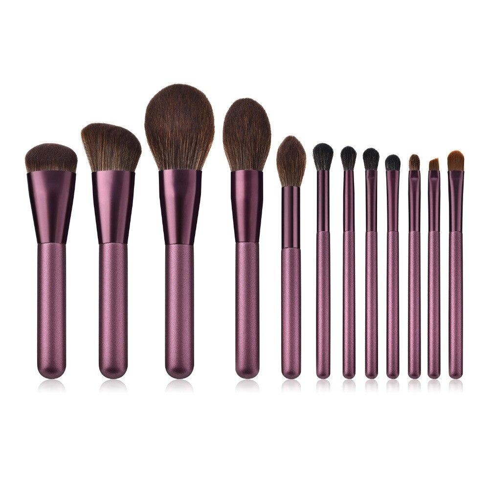 roxa kit beleza cosméticos escova conjunto
