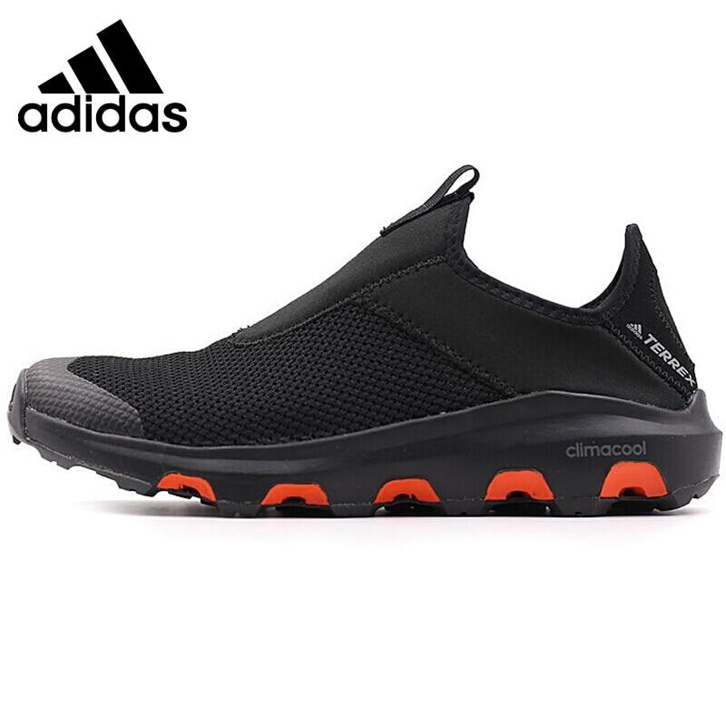 happy baby voyager aqua Original New Arrival 2017 Adidas TERREX CC VOYAGER SLIP ON  Men's Aqua Shoes Outdoor Sports Sneakers