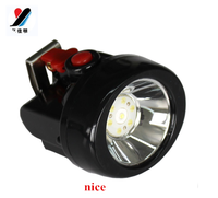 Hot Sale 5 Pieces Free Shipping LED Mining Lamp Mining Headlight Cordless Mining Cap Lamp Fishing