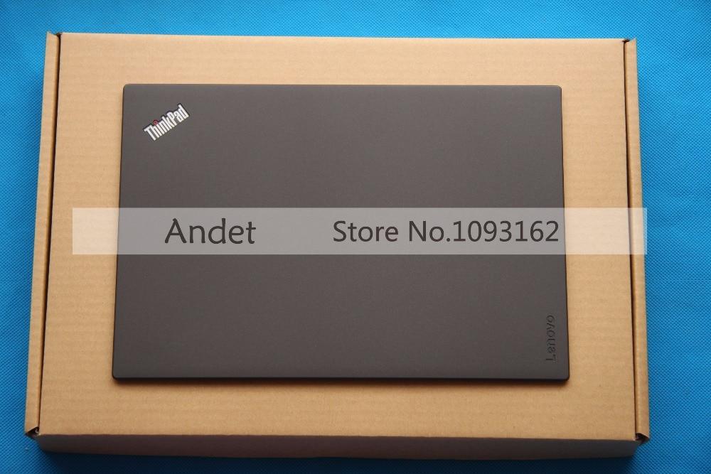 New Original for Lenovo ThinkPad X260 X260i Lcd Rear Lid Back Cover with Logo AP0ZJ000500 SCB0K41882