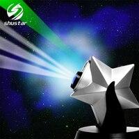 Лазерная звезды голограмма проектор светодиодный ночник лазерный свет затемнения мигает атмосфере