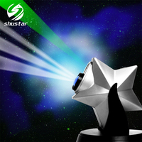 Laser Stars Hologram Projector LED night light Laser Light Dimmable Flashing Atmosphere