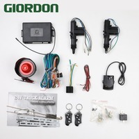 General purpose central lock anti theft system, diesel engine protection alarm, 24V automotive alarm safety system
