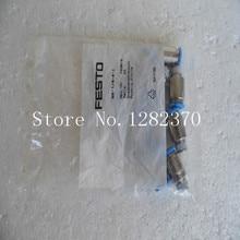 [SA] New original authentic special sales FESTO gas fitting QS-1 / 8-8-I stock 153 015 --20pcs/lot