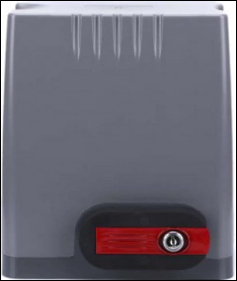 Automatic sliding gate operator/gear motor for residential gates weight 300kg racks keypad light photocell Optional