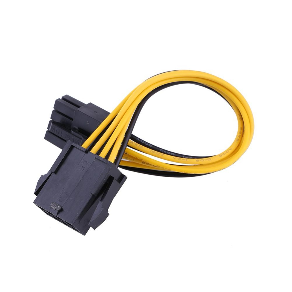 EPS-12V 8pin Male to 8 pin Female PCI IDE Express Power Extension Cable Adapter For CPU lightning extension cable 8 pin male to female 2m