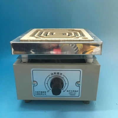 1000 W Universale elettrico forno di Laboratorio regolabile ad alta temperatura elettronico universale forno forno elettrico-in Riscaldatori da laboratorio da Articoli per scuola e ufficio su  Gruppo 2