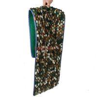 Уход за пятками инструмент для здоровья натуральный Yuhua камень булыжник Массажная подушка для ног массажер педикюр одеяло ковер напорная п