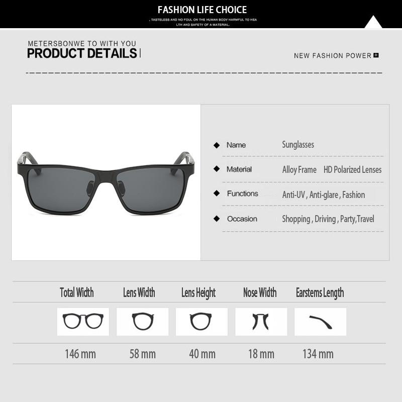 ELITERA Aluminium Polarisierte Sonnenbrille Männer Sport - Bekleidungszubehör - Foto 5