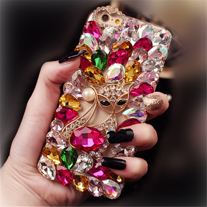 1Pcs For Google Pixel Pixel 2 Luxury Bowknot Crystal Rhinestone Diamond Bling Clear Phone Case Cover For Google Pixel XL 2XL