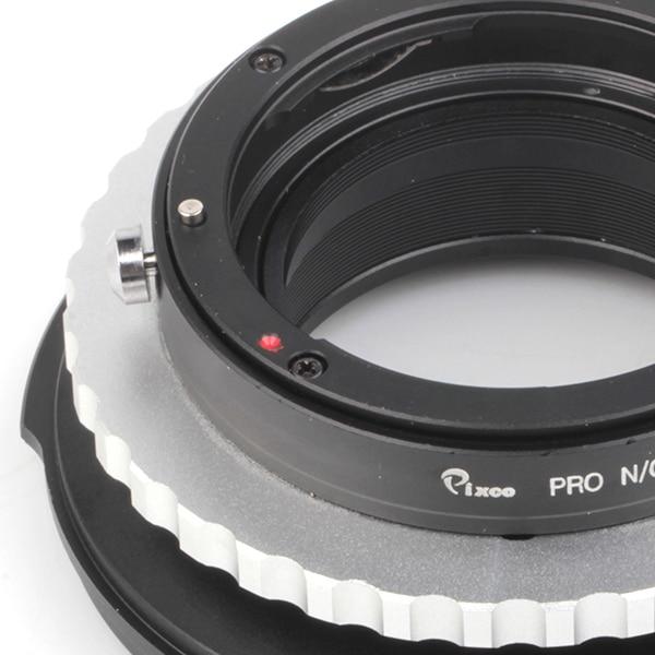 Pixco adapter za pritrditev obroča za objektiv Nikon G za fotoaparat - Kamera in foto - Fotografija 5
