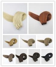 Aliexpress Hair Brazilian Hair Weave Bundles 16″-26″ Light Blonde Color #613 #60 #27 Vishine Hair Weave Sugar Virgin Hair weft