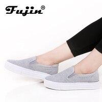 2016 3cm Platform Women Shoes Thick Sole Woman Casual Shoes Canvas Shoes