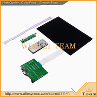 10 1 Inch 40pins 1280 RGB 800 TFT EJ101IA 01G LCD Screen Display With Remote Driver