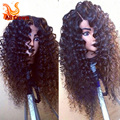 Malaysian Human Hair Curly Wigs Virgin Hair Full Lace Human Hair Wigs For Black Women With Baby Hair Human Curly Lace Front Wigs