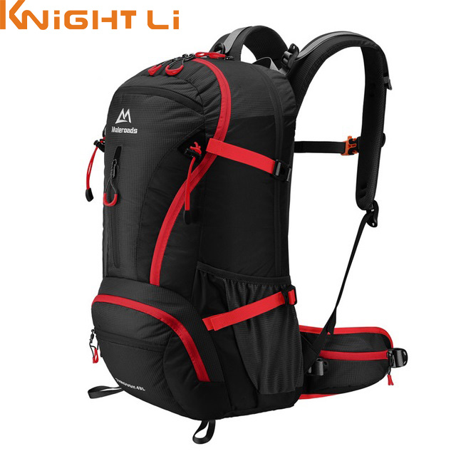 ФОТО 40L Outdoor backpack camping hiking travel backpack mountaineering bag for climb tactical military