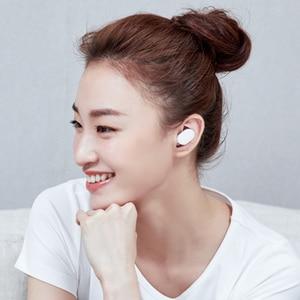 Image 2 - Xiaomi Airdots Mijia Tws Bluetooth 5.0 Oortelefoon In Ear Jeugd Versie Stereo Bass Koptelefoon Met Microfoon Oordopjes Ai Controle