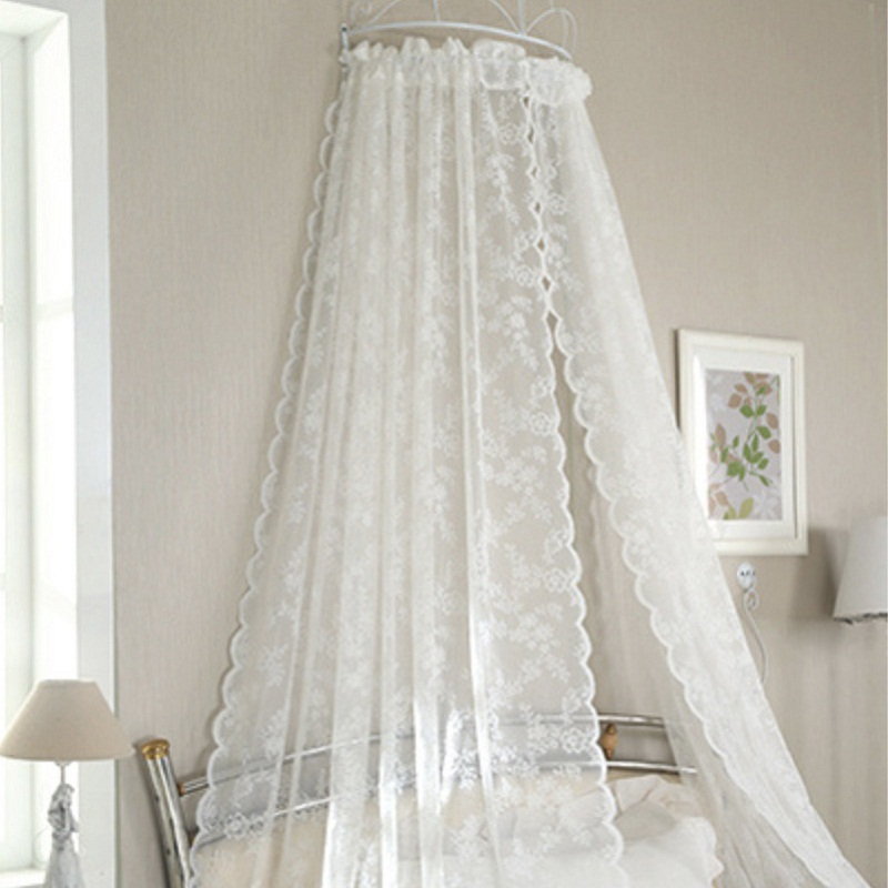 1pcs voile curtains for living room windows tulle curtain for Lace home decor