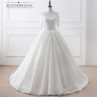 2017 Vintage Lace Wedding Dresses Plus Size Vestidos De Noiva Corset Back A Line Custom Made