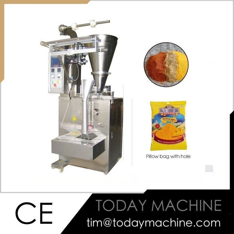 Screw metering detergent filling coffee custard powder packing machine with CE certificate in Relays from Home Improvement