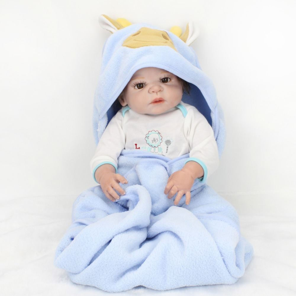 NPKDOLL bebe reborn with soft silicone girl body newborn doll toys for children girl cheaper price solid reborn baby dolls велосипед stinger omega 26 lady 2015