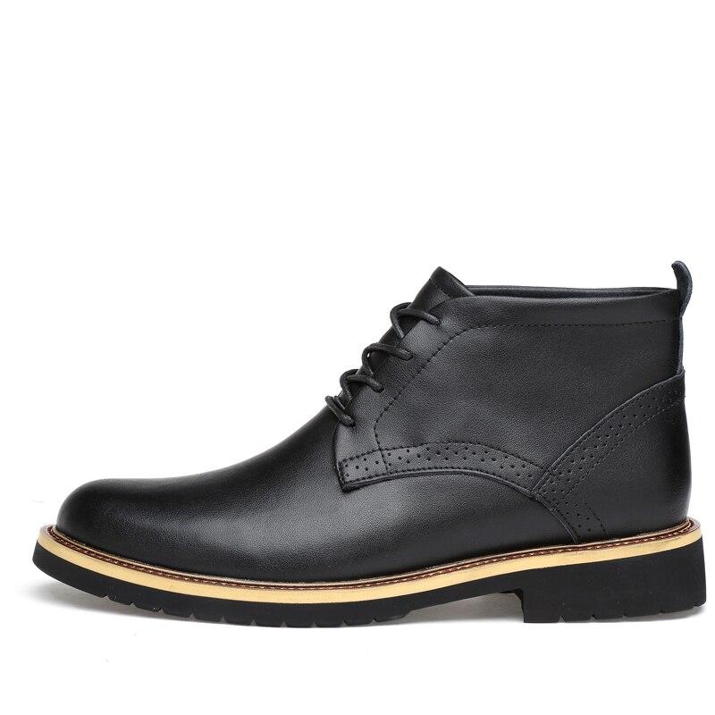 Luxe De D'hiver En 48 Rue Vache Black Velours New Black Zunyu Chelsea Mode Marque Cuir Hommes black 39 Chaussures Vintage Bottines Peluche x0nqOg