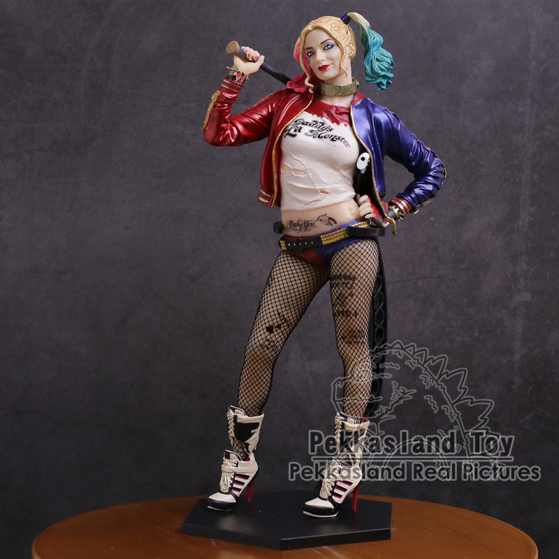 Giocattoli pazzeschi Suicide Squad Harley Quinn 1/6th Scale Collectible Figure Model Toy