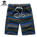 Listrado board shorts xxl para o homem praia calções roupas masculinas xadrez shorts rapidamente sea bermuda masculina bermuda tamanho da ásia m-xxl