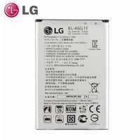 Lampe originale LG BL-46G1F Batterie Pour LG K20 K425 K428 K430H 2800mAh k10 m250 2017 Version