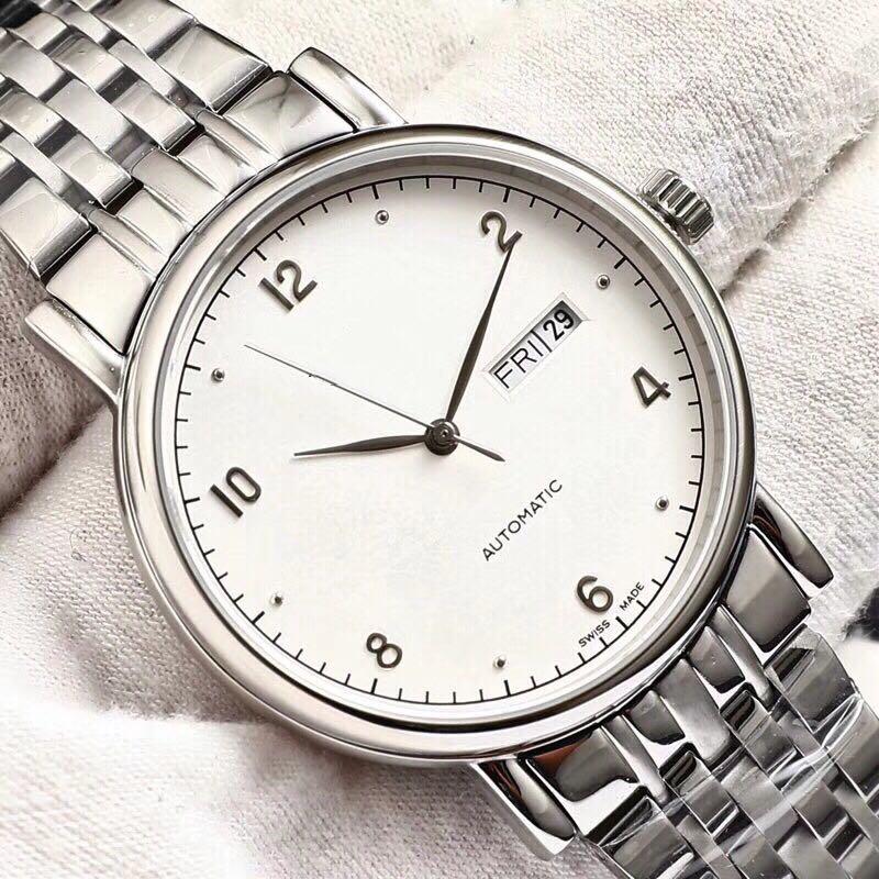 WC0774 Mens Watches Top Brand Runway Luxury European Design Automatic Mechanical Watch
