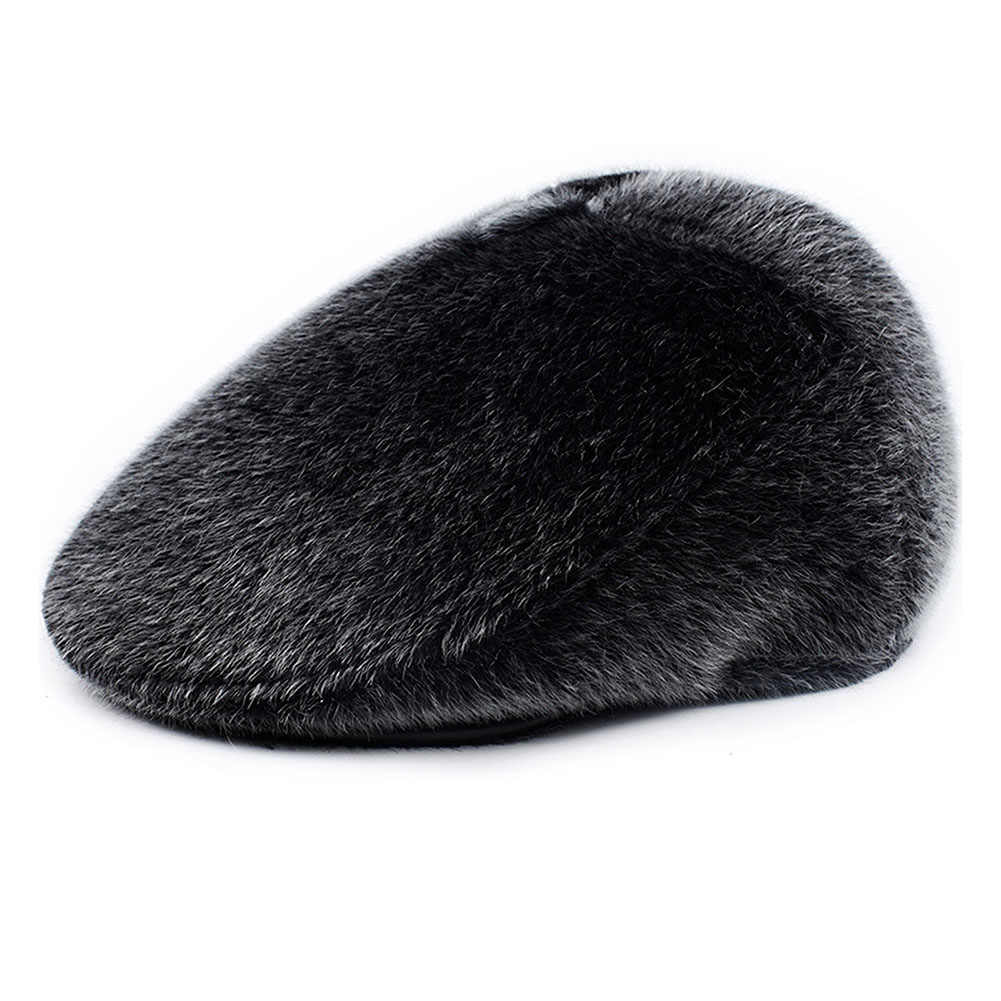 Unisex Warm Hat Traditions Winter Heritage Cap Casual For Elder
